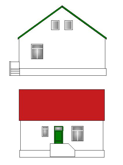 Wohnhaus des kohlenh ndlers for Bauplan wohnhaus
