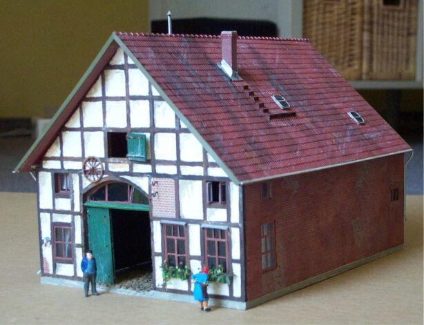 www.wieduwilt.org - Bau eines Fachwerkhauses
